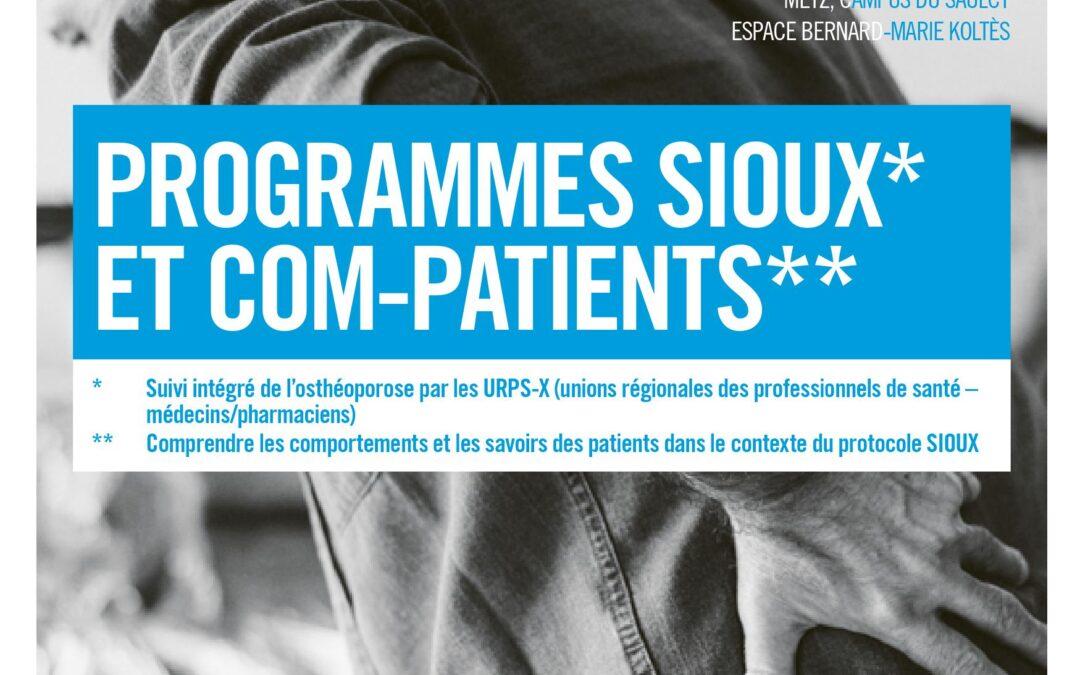 Conférence | ETP Ostéoporose