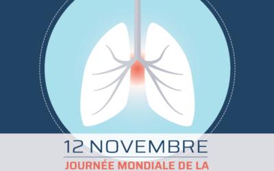 12 novembre | Journée Mondiale de la Pneumonie