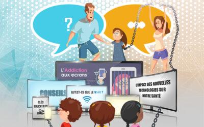 Conférence | Prévention sur les effets néfastes des écrans