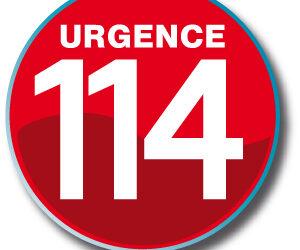 114 – Le numéro d'urgence pour les personnes sourdes et malentendantes