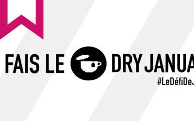 #DryJanuary