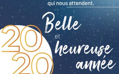 Belle et Heureuse année