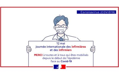 12 mai – Journée internationale des infirmiers et des infirmières
