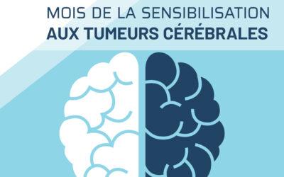 Mai – Mois de la sensibilisation aux tumeurs cérébrales