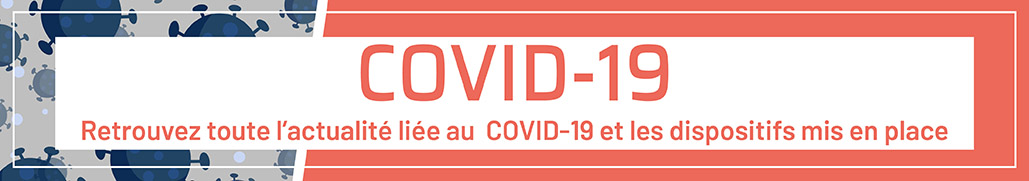 Bouton Covid 19