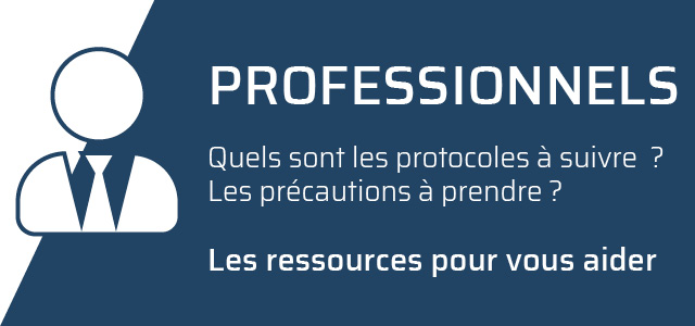 Onglet professionnel