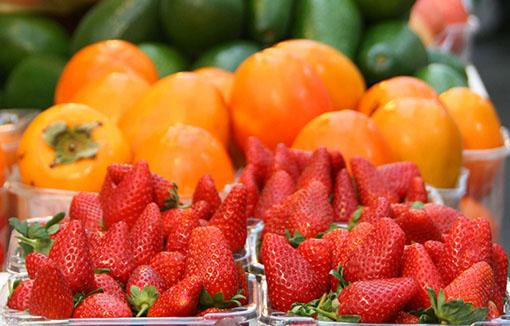 Image de fruits et légumes