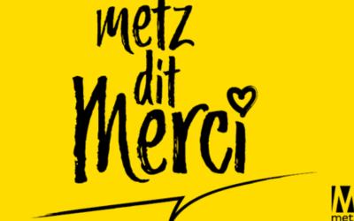 Metz dit Merci aux soignants