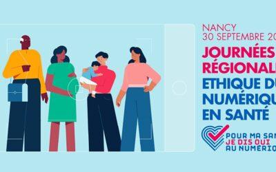 Journée régionale éthique et e-santé en Grand-Est